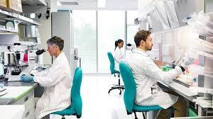 Vaccine Development Lab Space