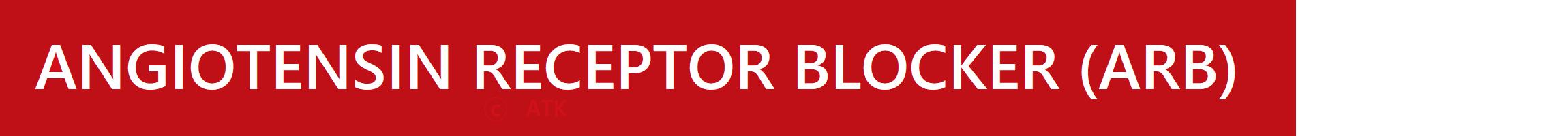 ARB High blood pressure in CKD treatment